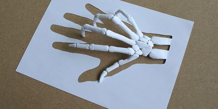 هنر منبت روی کاغذ