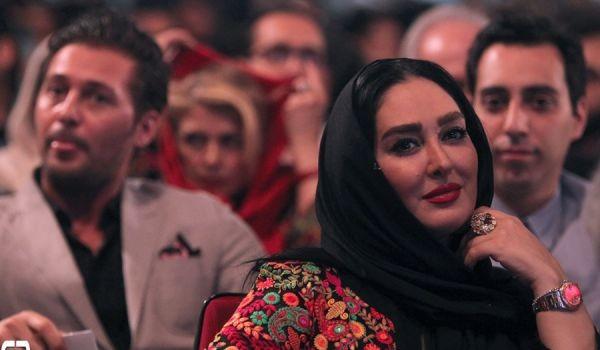 پوشش بازیگران زن و مرد در جشن حافظ – ۳